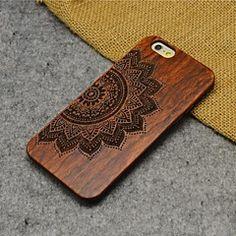 iPhone 6 - Задняя панель - Круглые точки/Специальный дизайн/Новинки/Цветок Дерево/ПВХ/Пластик )