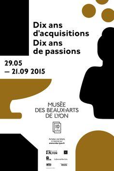 """Expo """"Dix ans d'acquisitions, dix ans de passions"""", du 29 mai au 21 septembre 2015"""
