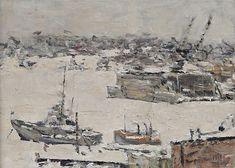 Modern Art, Contemporary Art, Canvas Signs, Bukowski, Paris Skyline, Oil On Canvas, Auction, Contemporary Artwork, Contemporary Artwork