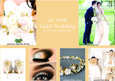 Les Gold, Wedding Event Planner, Gold Wedding, Marie, Style Me, Shit Happens, Pretty, Inspiration, Fashion
