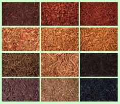 21 Best Colored Mulch Images Landscaping Ideas Gardens
