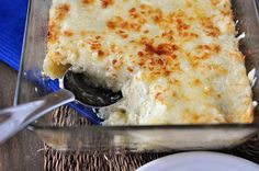 If you're looking for a quick and easy cheesy potato casserole recipe, look no further than these Chantilly Potatoes. With just 4 ingredients, you can whip up a rich side dish that tastes like you put a lot of time and effort into it.