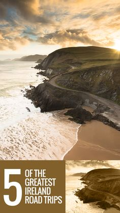 It's time to hit the road! Imagine the waves crashing against the Cliffs of Moher or dancing on the epic Giant's Causeway. In Ireland, you can see and do it all and more on a road trip vacation.