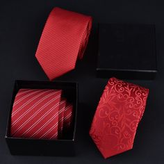 Like and Share if you want this Slim High Quality Stripe Necktie for Men  Tag a aa95d8d623be