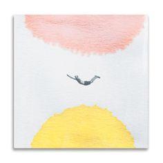 Zweven tegel is een modern kunstwerk ambachtelijk gebakken in een. Dit kunstwerk kan worden opgehangen aan de muur, of meegemetseld in de badkamer of ...