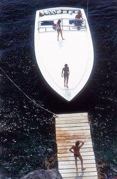 Mirrored image - perception! Hotel Il Pelicano, Porto Ercole