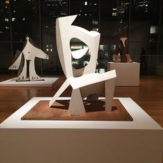 """""""Picasso Sculpture"""" at @themuseumofmodernart MoMA The Museum of Modern Art"""