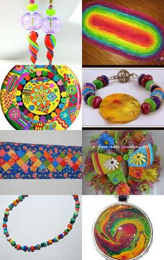 In Living Color by Sharon Thurman on Etsy--Pinned with TreasuryPin.com