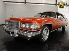 1976 Cadillac Fleetwood Station Wagon