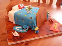 Toy Story  Cake by HollyCakes