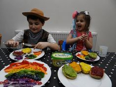 The Beesley Buzz: Rainbow Jacket Potatoes with Rainbow Salad - My #NothingArtificial Clover recipe