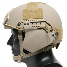 ops-core: Up-Armor Side Covers Ballistic (Slim Profile)Attachment to FAST Helmet ARCs is tool-less and takes less than a minute Comprised of durable carbon fiber exterior and a ballistic puck interior Compatible with all Ballistic and Non-Ballistic FAST Helmets $289.00