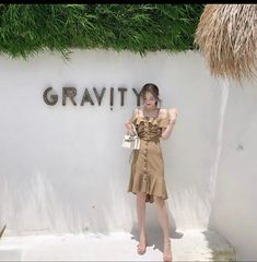 Ulzzang Fashion, Ulzzang Girl, Asian Fashion, Women's Fashion, Summer Dresses For Women, Girl Style, Korean, Girly, Ootd