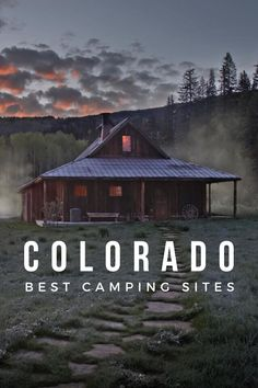 Best Camping Sites in Colorado to Visit in Summer #camping #colorado #denver #usa #camp #RVcamping #camper #camperlife #adventure #summer2020 #usasummer #us