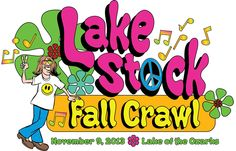 Lake Stock Fall Crawl : Lake of the Ozarks Pub Crawl November 7, 2015