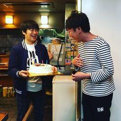 とにかく飯塚さんお誕生日おめでとう #ウレロ by bakarhythm