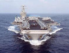AIRCRAFT CARRIES | US Aircraft carrier