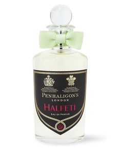 Halfeti is an extremely rich woody-floral fragrance whose composition is signed by perfumer Christian Provenzano. The perfume opens with a rich union of citruses, herbs and spices while blending bergamot and grapefruit with saffron, cardamom, atermisia and cypress needles. The heart develops floral notes of jasmine and Bulgarian rose combined with shades of nutmeg, while the base introduces warm aromas of leather, precious oud, cedar, sandalwood, amber, musk, tonka and vanilla.