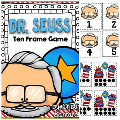 Dr. Seuss Freebie!