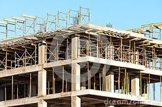 High Building Under Construction - Download From Over 43 Million High Quality Stock Photos, Images, Vectors. Sign up for FREE today. Image: 33920601