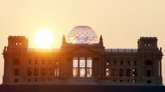 Neil MacGregor ends his journey through 600 years of German history at the Reichstag.
