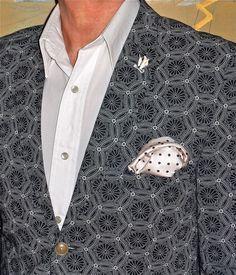 Topman blazer, Wrangler Western shirt…