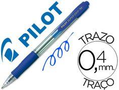 Boligrafo Pilot Super Grip  http://www.20milproductos.com/catalog/product/view/id/10737/s/boligrafo-pilot-super-grip/category/2/
