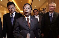 Philippines VP runs into corruption roadblock
