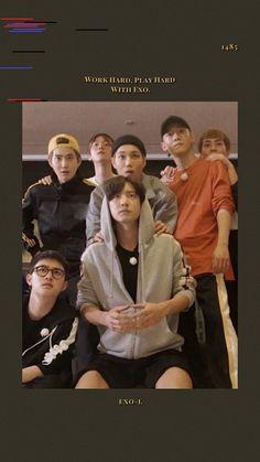 Our social Trends Exo Chanyeol, Kpop Exo, Kyungsoo, Lay Exo, Kaisoo, Chanbaek, K Pop, Exo Group, Exo Lockscreen