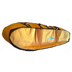 Wheeled Hemp 9'6 Travel Coffin Longboard Boardbag Coffin, Hemp, Wave, Usa, Waves, Golf, Scale, U.s. States
