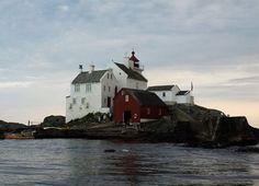 Grønningen Fyr. Kristiansand, Norway    (lighthouse)