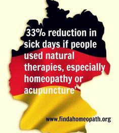 reduction in sick days if people used natural therapies such as homeopathy or acupuncture Sick Day, Homeopathy, Acupuncture, Clinic, Natural, People, Sepia Homeopathy, People Illustration, Nature