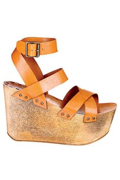 platform sandals boho chic
