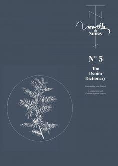 Nouvelle de Nîmes Nº 5: The Denim Dictionary