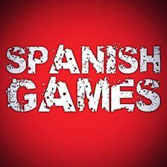 Spanish Language Games Pinterest board by Speaking Latino #LearnSpanish