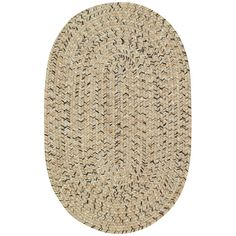 Found it at Wayfair - Sea Pottery Sandy Beach Variegated Outdoor Area Rug