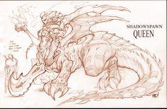 A Wolf Illustrations Blog: Joe Madureira Sketchbook