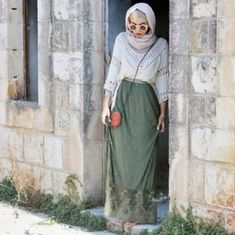 bohemian style with hijab – Just Trendy Girls