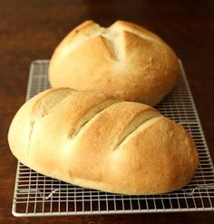 Simple One Hour Homemade Bread The bread itself is soft and moist with just a bit of chew.