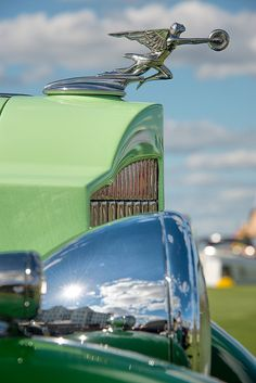 1930s Packard Hood Ornament..Re-pin brought to you by agents of #Carinsurance at #HouseofInsurance in Eugene, Oregon