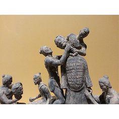 Making Terra Cotta Warriors #TCMChina2014 #attcm #todaysmama