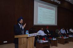 Keynote address by Shri B. S. Bhalla