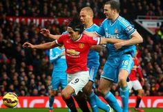 Hasil Liga Inggris - Manchester United 2-0 Sunderland - Kembalinya Wayne Rooney ke posisi semula (sektor depan) langsung berbuah manis....