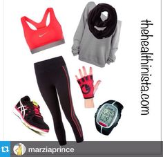Thank you for putting G-Loves on your gym gear list thehealthinista.com! It is truly an honour.  It's workout Wednesday! How do you dress for your winter workouts? In layers of course! To find out where to get these workout sets, go to thehealthinista.com.   Check out these fun workout gloves from @brightpink01! If you like to match your workout gloves to your clothes like I do!