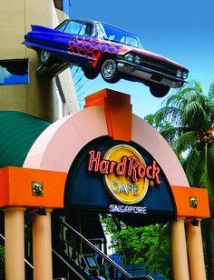 Hard Rock Cafe, Singapore