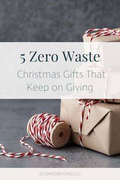 We've got a shopping list of wonderful zero waste Christmas gifts! Perfect if you're on the lookout for gifts that don't scream indulgence and excess. Health Food Shops, Beeswax Food Wrap, Holidays With Kids, Zero Waste, Biodegradable Products, Christmas Gifts, Place Card Holders, Festive, Success