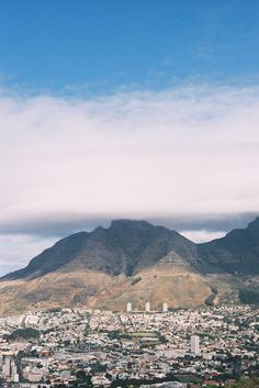 Cape Town by Thomas Clark