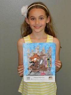 Heartland - 2013 Youth Savings Week Coloring Contest Winners