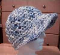 Double Crossed Hat