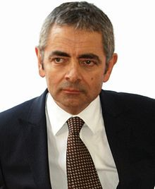 Rowan Atkinson, 2011.jpg Actor of cultivated, ironical english heritage.